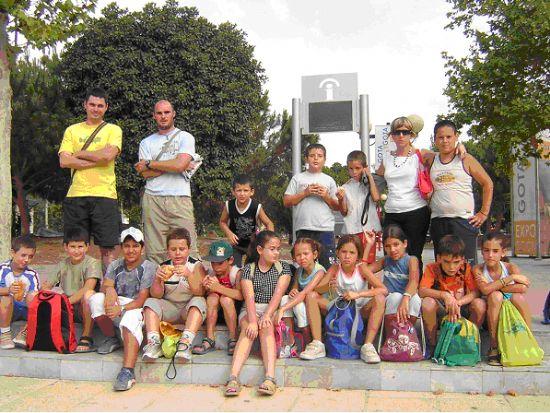 """El centro social """"El Barrio"""" acoge el III Proyecto de Dinamización Social para Infancia y Juventud, Foto 2"""