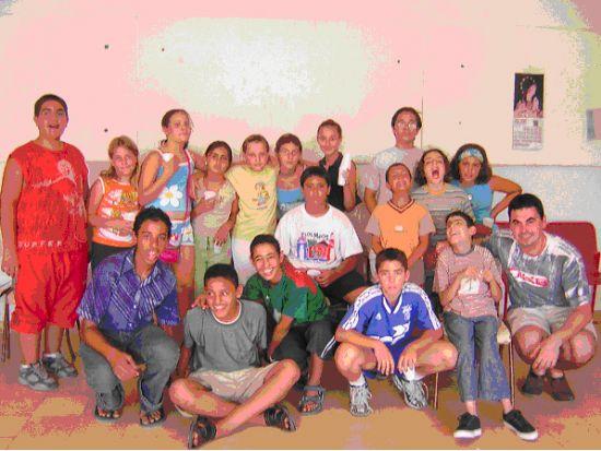 """El centro social """"El Barrio"""" acoge el III Proyecto de Dinamización Social para Infancia y Juventud, Foto 3"""