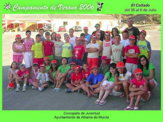 El pasado viernes 30 de junio partieron los chavales del primer campamento de verano, Foto 1