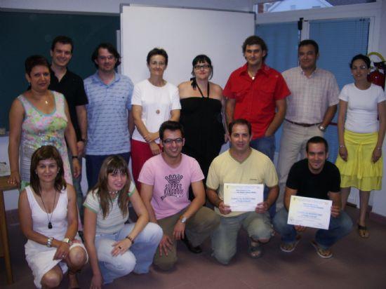 Se clausura el curso de marketing con la demanda de los alumnos de una segunda parte, Foto 1