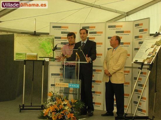 Polaris World cede La Finca La Alcanara al Ayuntamiento de Alhama de Murcia, Foto 2