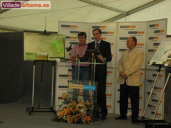 Polaris World cede La Finca La Alcanara al Ayuntamiento de Alhama de Murcia, Foto 3