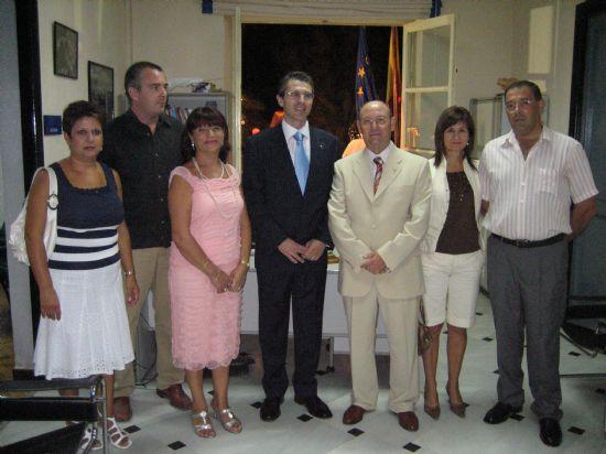 Pablo Blesa ofreció un pregón festivo para dar el inicio oficial a las Fiestas Patronales de Alhama , Foto 2