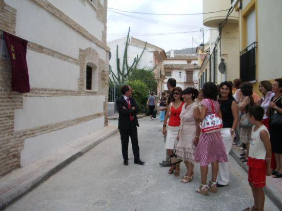 """Se clausura el Taller de Empleo """"El Pósito II"""" con la presentación de la restauración de El Pósito, Foto 2"""