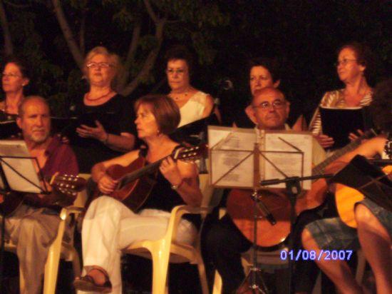 Continúa el ciclo -Música en los Jardines de Alhama-, Foto 3