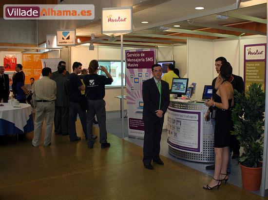 Villadealhama.es estuvo en las Jornadas Técnicas de SICARM 2007, que fueron inauguradas por Benito Mercader , Foto 2