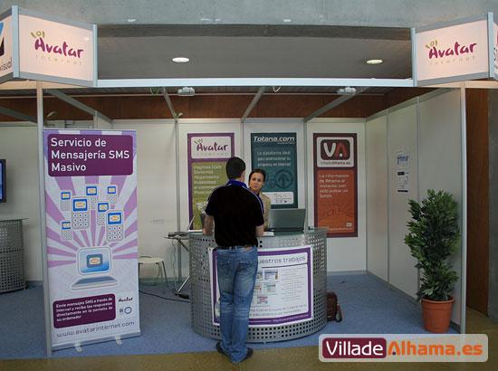 Villadealhama.es estuvo en las Jornadas Técnicas de SICARM 2007, que fueron inauguradas por Benito Mercader , Foto 6