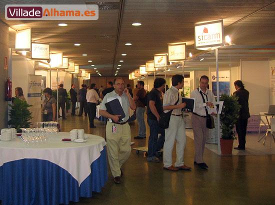 Villadealhama.es estuvo en las Jornadas Técnicas de SICARM 2007, que fueron inauguradas por Benito Mercader , Foto 7