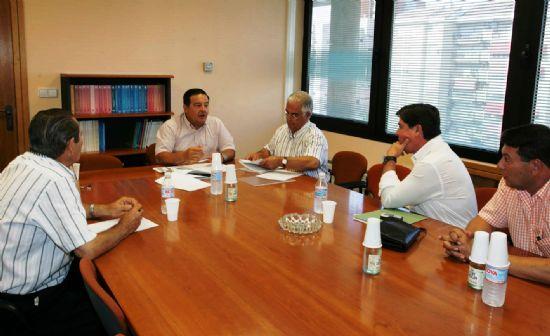 La Comunidad asumirá la titularidad y conservación de los caminos rurales afectados por la autovía Alhama-Campo de Cartagena , Foto 1