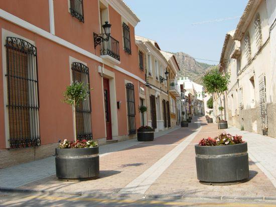 Nuevos maceteros en la calle Larga, Foto 1