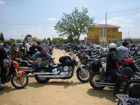 Cientos de motos custom  ya se pasean por Alhama, Foto 3