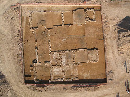 Intervención Arqueológica, Foto 1