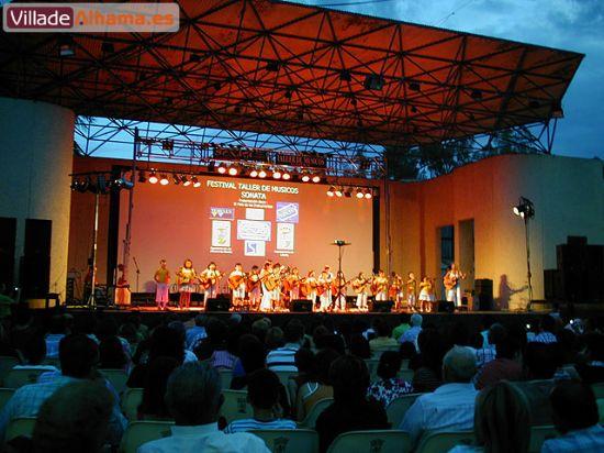 Festival y Presentación del disco