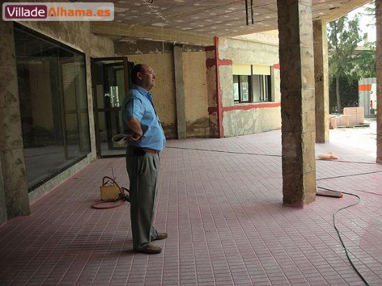 Los centros educativos han sido reparados durante las vacaciones de verano, Foto 3
