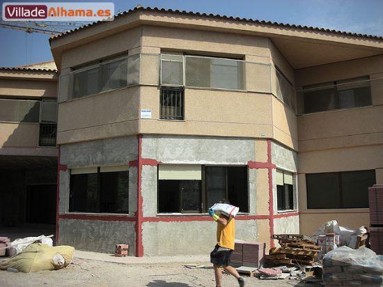 Los centros educativos han sido reparados durante las vacaciones de verano, Foto 5