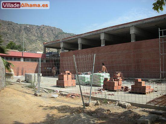 Los centros educativos han sido reparados durante las vacaciones de verano, Foto 9