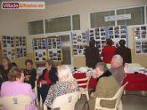 Unas doscientas mujeres participaron en la cena-convivencia con motivo de la celebraci�n del D�a de la Mujer