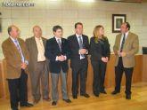 Los alcaldes de la Comarca del Guadalent�n exigen a la Delegaci�n del Gobierno la ubicaci�n de una unidad espec�fica de seguridad ciudadana de la guardia civil en la zona