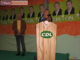 Presentaci�n Candidatura CDL