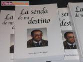 Se presenta el libro �LA SENDA DE MI DESTINO�