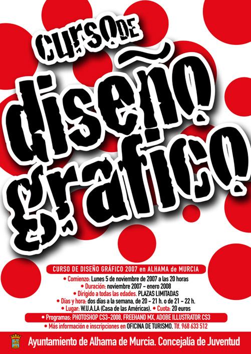 Alhama de murcia el ayuntamiento organiza un curso de for Curso de diseno grafico